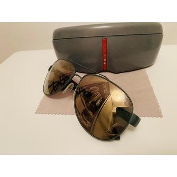 Okulary przeciwsloneczne Prada