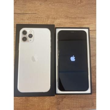Iphone 11 pro biały super stan