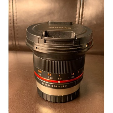 Samyang 1:2,0 12 mm NCS CS FUJIFILM X
