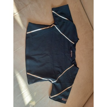 Krótka sportowa bluzeczka Zara 130 8-9 lat