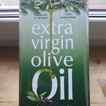 Oliwa z oliwek Kreta - 5L