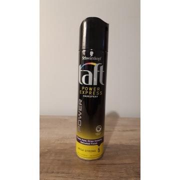 Taft Power Express lakier do włosów.