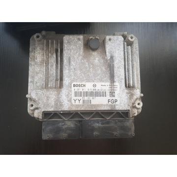 Sterownik Silnika Opel Vectra C 1.9 55193967 YY