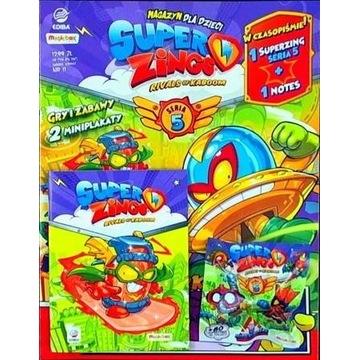 SuperZings magazyn dla dzieci SERIA 5, NR 11