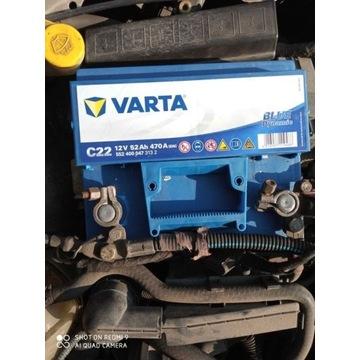 akumulator Varta blue dynamic 52ah 470a