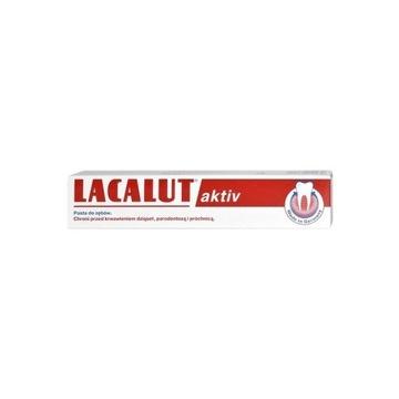 LACALUT Activ - pasta do zębów 75 ml. paradontoza