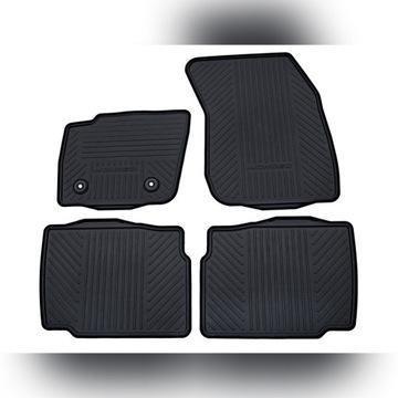 Oryginalne dopasowane dywaniki gumowe Ford Mondeo