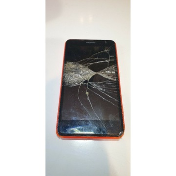 Nokia Lumia 625, uszkodzona