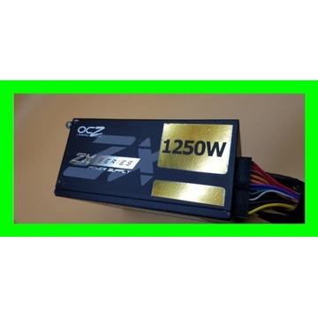 Zasilacz ATX OCZ ZX-SERIES 1250W gwarancja !!!