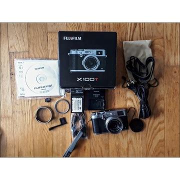 Aparat Fuji X100T, Fujifilm