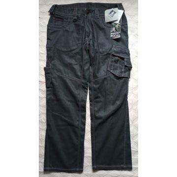 Spodnie robocze Mascot Rocks Sunkor Jeans roz 54