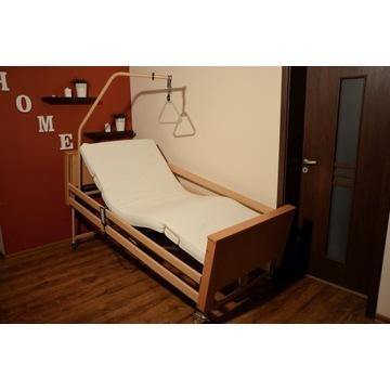 Łóżko rehabilitacyjne,bez kaucjiKALISZ100kmWYNAJEM