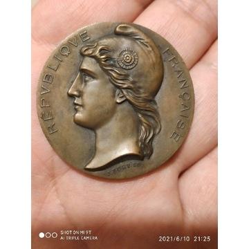 Medal Francja 1914r.oryginał