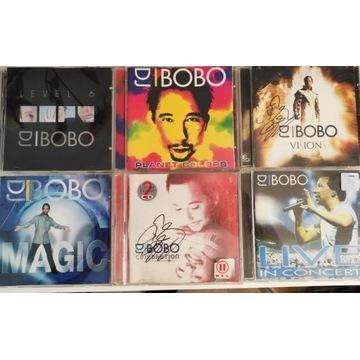 DJ BOBO Magic, Visions, Live in concert itp wyd PL
