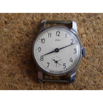 Stary zegarek Zim