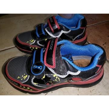 Buty świecące GEOX
