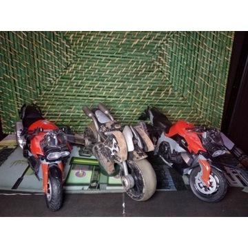 Zestaw modeli motocykli BMW K1300R