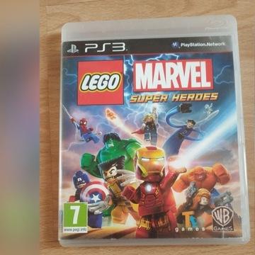 Gra Playstation 3 LEGO Marvel super heroes