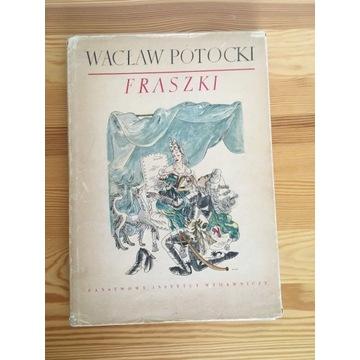 Fraszki - Wacław Potocki