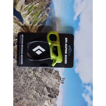 Kubek asekuracyjny atc guide alpine black diamond