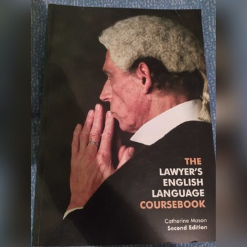 The Lawyer's English Language Catherine Mason