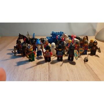 Lego rycerze