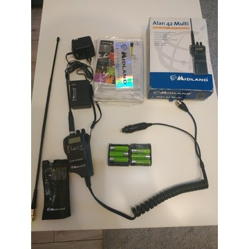 CB radio Alan 42 multi
