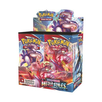 """Pokémon TCG: """"Battle Styles"""" – Booster Box"""