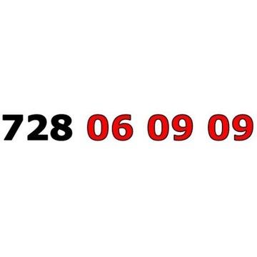 728 06 09 09 ŁATWY ZŁOTY NUMER STARTER