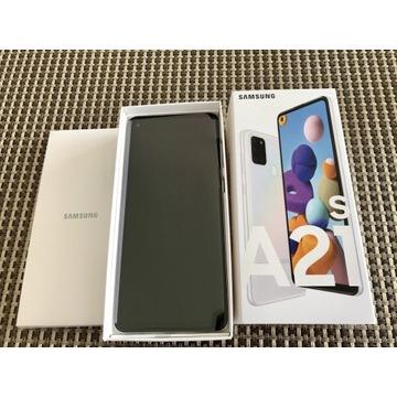 Samsung Galaxy A21s 32GB Biały Nowy