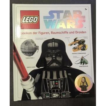 Lego Star Wars Lexikon Lukę Skywalker NOWY j.niem