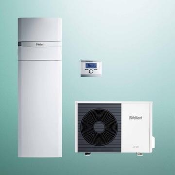 Pompa ciepła Vaillant 4,9 kW SPLIT z montażem