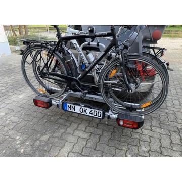 Thule 902 Bagażnik rowerowy na hak. Kompaktowy