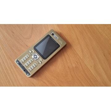 Sony Ericsson W880i db bez sim+usb+głośnik.
