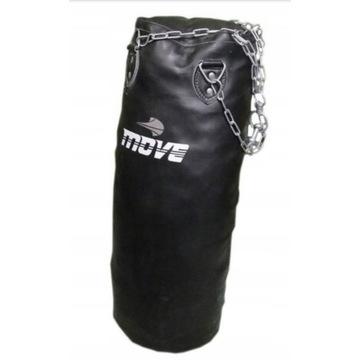 Worek bokserski NOWY 120x30 (niewypełniony)