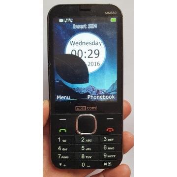 Telefon max com MM330