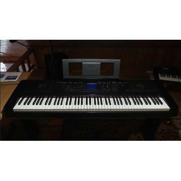 Pianino cyfrowe Yamaha DGX-660 | Organy ; Keyboard