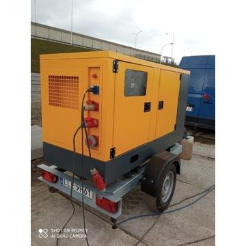 Nowe, agregaty prądotwórcze na wynajem.