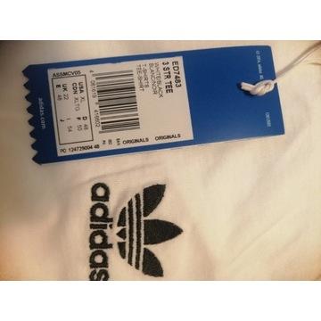 Nowy t-shirt adidas XL 44 42