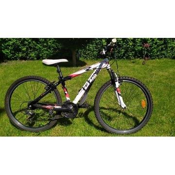 Rower Ferrini R1 Biało/Czarno/Czerwony