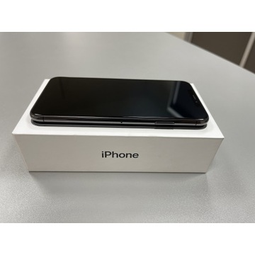IPHONE XS MAX 64GB - SPACE GRAY - IDEAŁ
