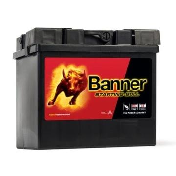 Akumulator Banner 53030 12V/30Ah 300A P+ Kosiarka