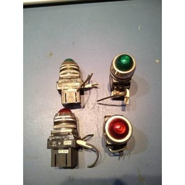 Cztery kontrolki 220V