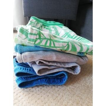 Paka ubrań dla chłopca 116-128