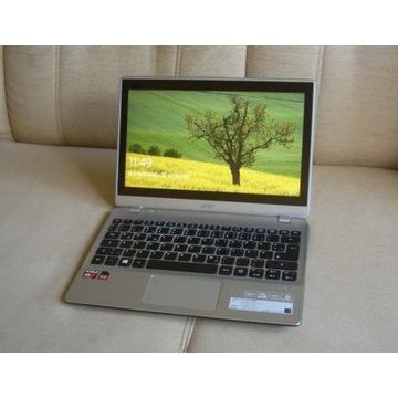 "Acer Aspire V5-122P- 11.6""dotyk - A4 1250- 4GBRAM"