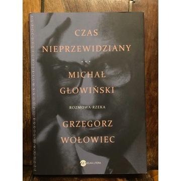 CZAS NIEPRZEWIDYWALNY - M. GŁOWIŃSKI / G. WOŁOWIEC