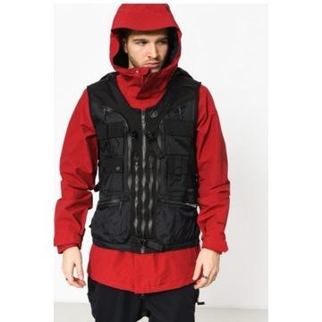 Męska Nowa Kamizelka Volcom Iguchi Slack Vest