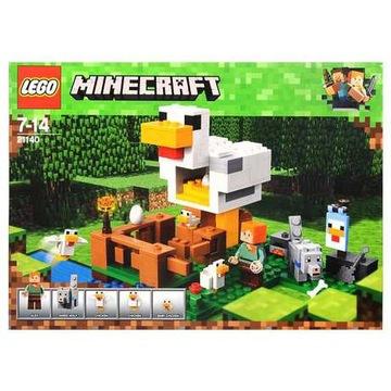 LEGO - Minecraft - Kurnik 21140