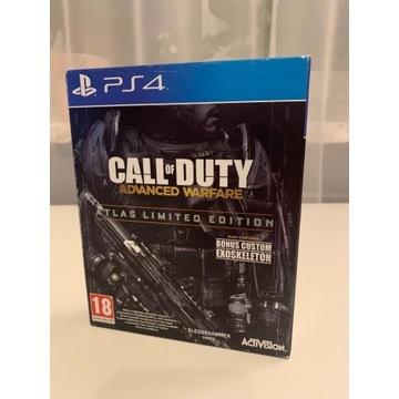 PS4 Call of Duty Advanced Warfare Edycja Specjalna