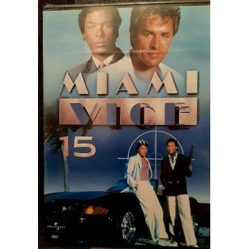 Miami Vice 15 DVD odcinek 29 i 30